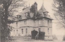 Ploërmel 56 - Château De Saint Malo - Editeur Photo Souillard - 1922 - Ploërmel