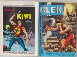 Les Albums Du Grand Blek N° 108, 1967, Rare. - Blek