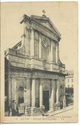 AUTUN - Eglise Notre-Dame - Autun