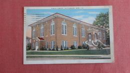 Mississippi > Hattiesburg Library    =ref 2389 - Hattiesburg