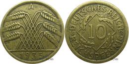 Allemagne - IIIe Reich - 10 Reichspfennig 1935 A - Mon1510