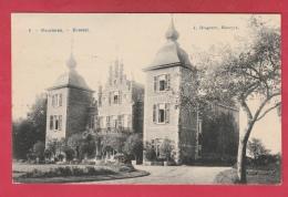 Roosteren (Echt-Susteren ) - Kasteel  - 1909 ( Verso Zien ) - Nederland