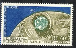 TAAF Posta Aerea 1963 N. 6 F. 50 MNH Catalogo € 40 - Posta Aerea