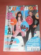 JUKEBOX MAGAZINE / COTE  DISQUES VINYLES 1960 / SPECIAL ANNEES 1969  / COTE CARTES POSTALES RARETE - Musique
