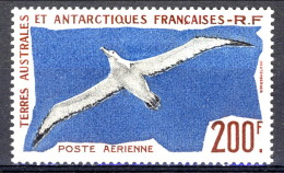 TAAF Posta Aerea 1956 - 59 Serie N. 4 F. 50 MVLH Catalogo € 56 - Posta Aerea