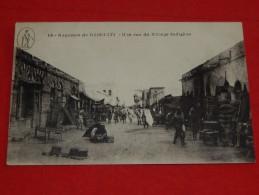 DJIBOUTI  -  Une Rue Du Village Indigène - Djibouti
