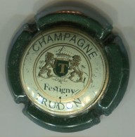 CAPSULE-CHAMPAGNE TRUDON N°01 Contour Vert - Other