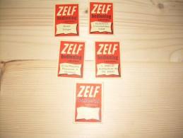 Etiketten Zelfbediening - Boites D'allumettes - Etiquettes