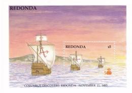 Redonda Hb - Cristóbal Colón