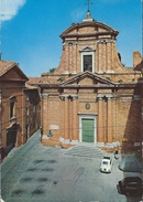 Recanati Chiesa Di San Vito. Fiat 500, Fiat 850 E Vespa Piaggio. Spedita Nel 1977 All'Ammiraglio Franco Papili. - Italia