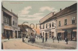 Romania - Orastie - Litho - Roumanie