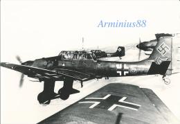 Luftwaffe - Junkers Ju 87 - Luftfahrt