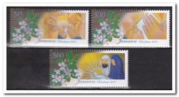 Jamaica 2003, Postfris MNH, Flowers, Christmas - Jamaica (1962-...)