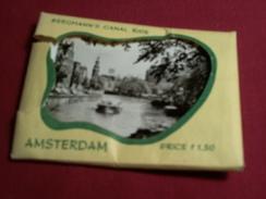 """Amsterdam 10 Snapshots -10 Instantanés Couleur- """"Bergmann's Canal Ride"""" - Reproductions"""