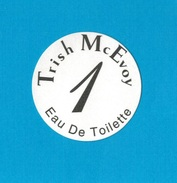 Cartes Parfumées Carte TRISH MC EVOY - Modern (from 1961)