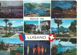 Saluti Da Lugano Multi-vues - TI Ticino