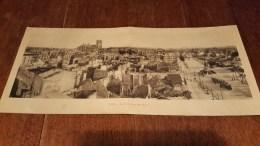 Grande Guerre 1914/1918 / Reims / Vue Panoramique Des Ruines - Historische Documenten