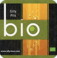 Silly Pils Bio. Www.silly-beer.com. - Sous-bocks