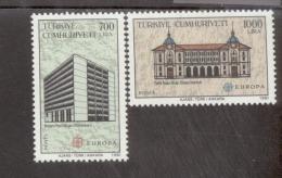 CEPT Postalische Einrichtungen Türkei 2886 - 2887 Postfrisch MNH ** - 1990