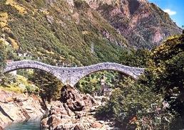 # Lavertezzo - Ponte Dei Salti - TI Tessin