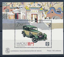 MACAU , Macao - 1988 , Coach , Personenwagen
