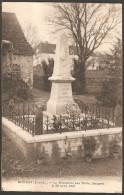 Bonnay 71 Saônet Loire Monument Aux Morts Liste Des Morts Pour La Patrie Au Verso - Autres Communes