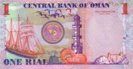 OMAN P. 43 1 R 2005 UNC - Oman