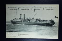 Belgium: 1910  Mi Nr SP 8: 7 Cards + SP9 : 3 Cards Used Postkarten Für Fahrschiffen Pakketboot Kaarten Paquetbot Cartes - Stamped Stationery