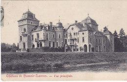 Château De Hamoir-Lassus - Vue Principale (Edit Brisbois-Lhoest) - Hamoir