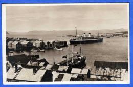 Norwegen, HAMMERFEST, Hafen, Dampfschiff, 193? - Norwegen