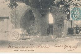 83 // SOLLIES PONT   La Placette - Sollies Pont