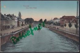 TOURNAI, Quai Notre Dame, Um 1916 - Tournai