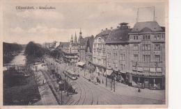 AK Düsseldorf - Königsallee - Straßenbahn - 1914 (25745) - Duesseldorf
