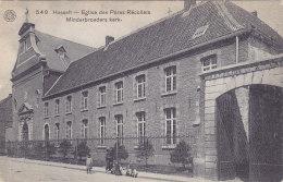 Hasselt - Minderbroeders Kerk (animatie, G. Hermans) - Hasselt