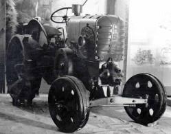 TRAKTOR Marke HSCS G35, Altes Foto In Ak-Größe, Gute Erhaltung. HSCS (Hofherr Schrantz-Clayton Shuttleworth AG) War ... - Automobile