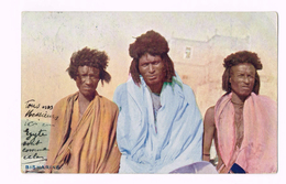 1910 - Bisharins - Egypte - Egypte - Egypte