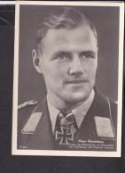 """Ritterkreuzträger """"major Müncheberg """" - Allemagne"""
