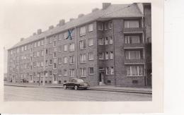 AK Deutschland - Wohnhaus - Auto - Ca. 1950  (25755) - A Identificar