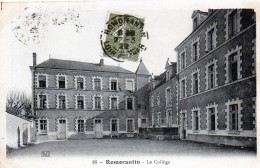 41 - ROMORANTIN - Le Collège - Romorantin