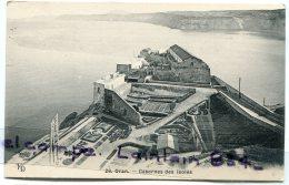 - 28 - Oran - Mers-el-Kébir - La Caserne Des Isolés, Précurseur, écrite,  TBE, Scans. - Oran