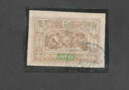 55   Goupe De Guerriers     Beau Cachet    (pag5) - Unused Stamps