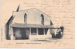 MARANS - Eglise Saint Etienne - France