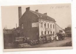 34558  -  La  Calamine Dépôsitaire   De La  Brasserie Caulier  -   Pierre Magermand -  Camions - La Calamine - Kelmis