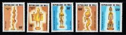 1981  Statues De Fertilité  Série Complète ** - Mali (1959-...)
