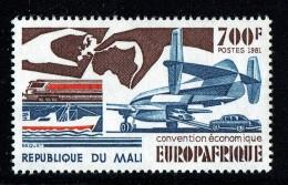 1981  Convention économique Europafrique   ** - Mali (1959-...)