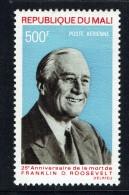 1970  F.D. Roosevelt  - Poste Aérienne  ** - Mali (1959-...)