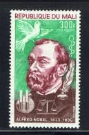 1971  Alfred Nobel  - Poste Aérienne  ** - Mali (1959-...)