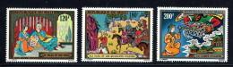 1971  Contes Des Mille Et Une Nuits, Ali Baba, Lampe D'Aladin - - Poste Aérienne  ** - Mali (1959-...)