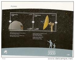 Portugal ** &  Observatorio Astronomico Da Ribeira Grande, Açores, Europa 2009 (1) - Space