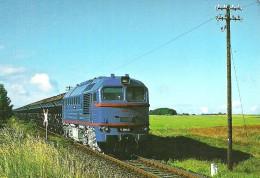 RAIL * RAILROAD * RAILWAY * TRAIN * LOCOMOTIVE * PUTLITZ * CALENDAR * Prignitzer Eisenbahn 2000 1 * Germany - Calendari